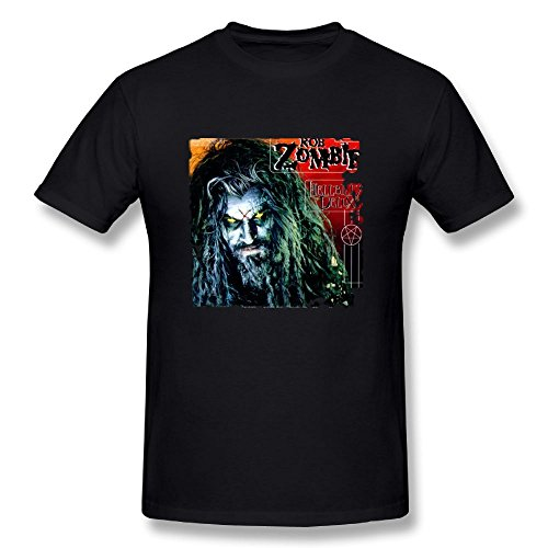 (Matta Rob Zombie Men's T Shirt Black)