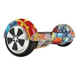 GOTRAX Hoverfly ECO Hover Board - UL Certified Self Balancing Hoverboard (Galaxy)