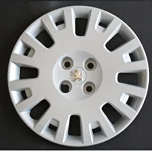 Wheeltrims Set de 4 embellecedores Chevrolet Matiz con Llantas de 15''