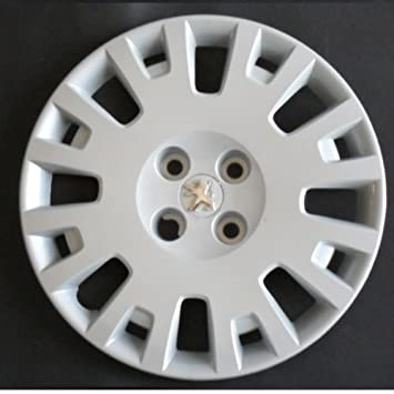 Wheeltrims Set de 4 embellecedores Chevrolet Matiz con Llantas de 15