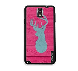 Shawnex Springink Printed Circuit Board Blue Thinshell Case Protective Note 3 Case