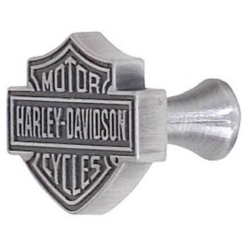 Ace Hardware Furniture - ACE PRODUCT MANAGEMENT GROUP HDL-10110 Harley Pewter Bar Knob