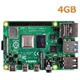 Raspberry Pi 4 Model B (4GB) element14 made in UK 技適取得済