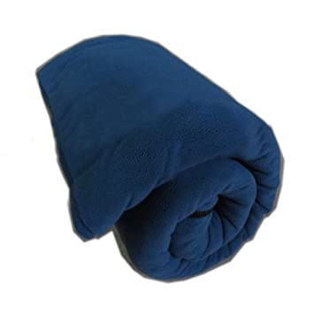 Fleece Sleeping Bag Liner Ultra-delgado saco de dormir ultraligero: Amazon.es: Deportes y aire libre