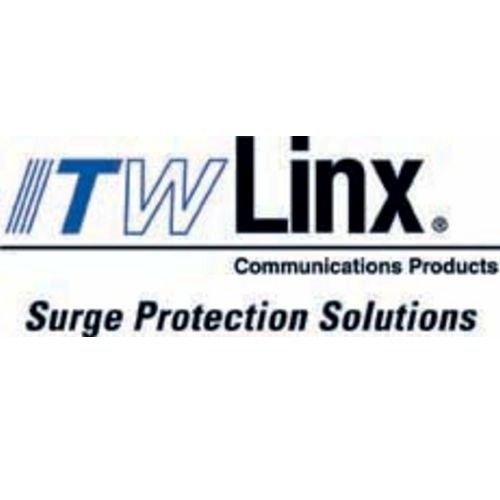 ITW LINX GRM0600 8 OUTLET AC SURGE PROTECTION RACK MOUNT 1U (SOQ5)