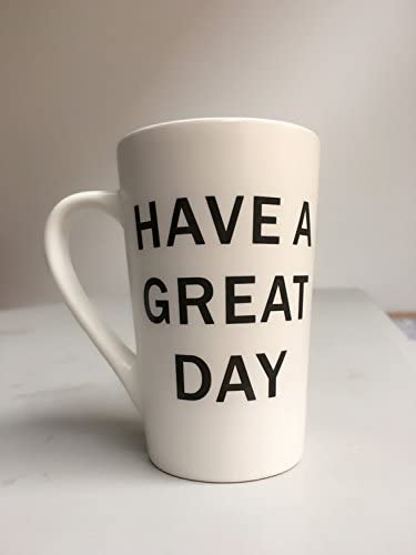 Generic Ceramic Have A Nice Day Middle Finger Funny 10oz Cup Coffee Mug