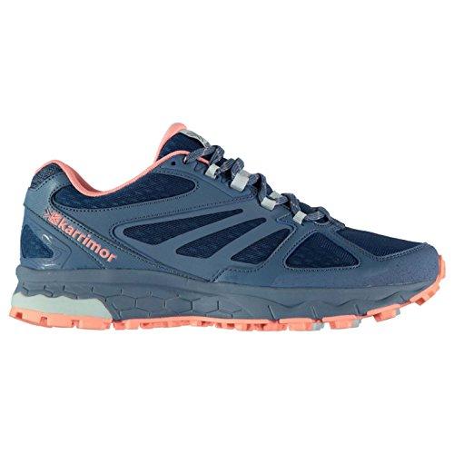 5 Running Hiero Verde Tempo De Mujer Trail Karrimor Zapatillas Azulado EBqYUPvw