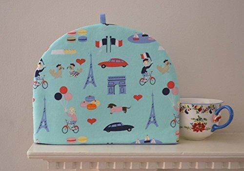 paris-scene-artisanal-tea-cozy-eiffel-tower-citroen-autos-macarons-dachshunds-balloons-seals-4-sizes