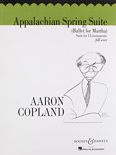 APPALACHIAN SPRING SUITE FOR 13 INSTRUMENTS FULL -