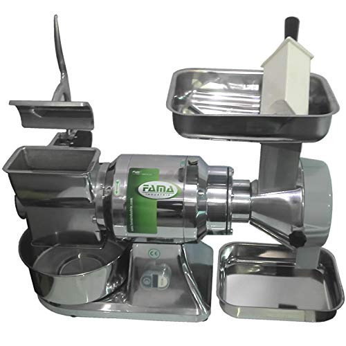 Cheese Soft and Hard Cutter Slicer FAMA 1Hp FTG 127