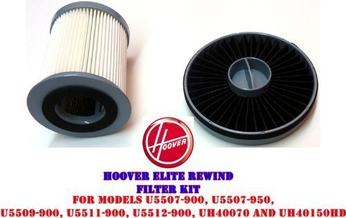 Hoover Elite Rewind Filter Kit