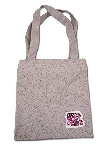 Ouran High School Host Club Bear Pattern Tote Bag