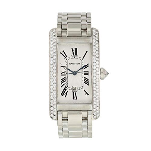 Pre Owned Cartier Tank - 7
