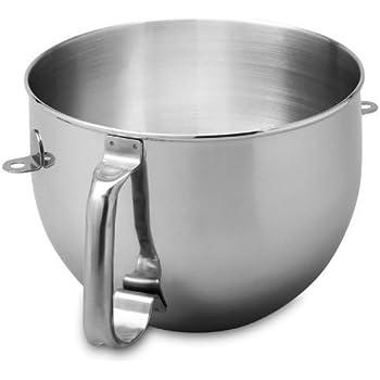 Amazon Com Kitchenaid K5gb 5 Qt Tilt Head Glass Bowl