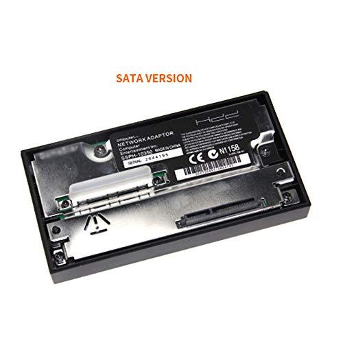 Meiyiu SATA/IDE Interface Network Card Adapter for Playstation 2 Fat Game Console SATA HDD Sata Socket SATA