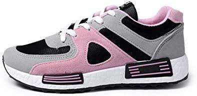 HuWang Zapatos de Mujer 2018 Moda Zapatillas Cesta Femme Cómodo Malla Laceu Chaussure Vulcanize: Amazon.es: Jardín