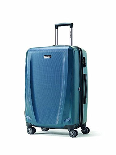 7801f8723 Samsonite Pursuit DLX Spinner Luggage, Teal, Checked-Medium: Amazon.ca:  Luggage & Bags