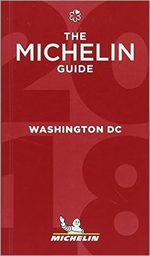 Michelin Guide Washington Dc 2018 Restaurants Michelin