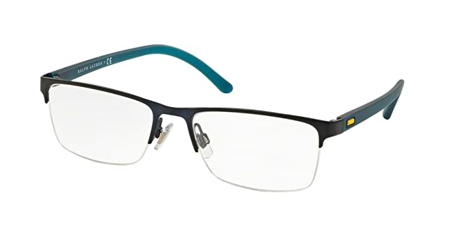 f7318108a5 Image Unavailable. Image not available for. Color  Polo PH1161 Eyeglass ...