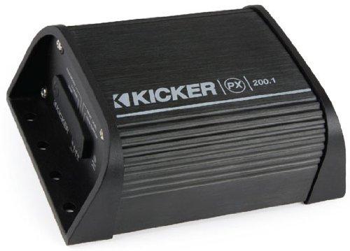 Kicker PX2001 200 W Mono Subwoofer Amplifier (Kicker 200 Amp Watt)