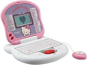 Clementoni - Ordenador educativo Hello Kitty (69753) [Importado]
