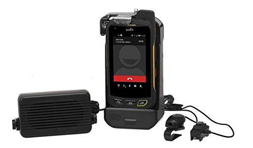 Original Sonim Bluetooth Push to Talk Car Kit for Sonim XP6 & XP7
