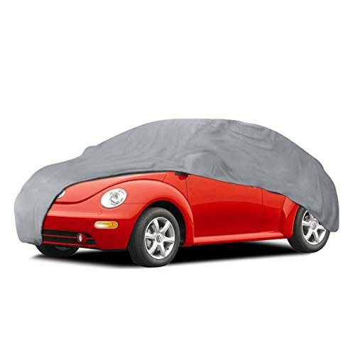 Car Cover for New Beatle Outdoor Waterproof Rain Proof Breathable 5 Layers (Car Seat Covers The Beatles compare prices)