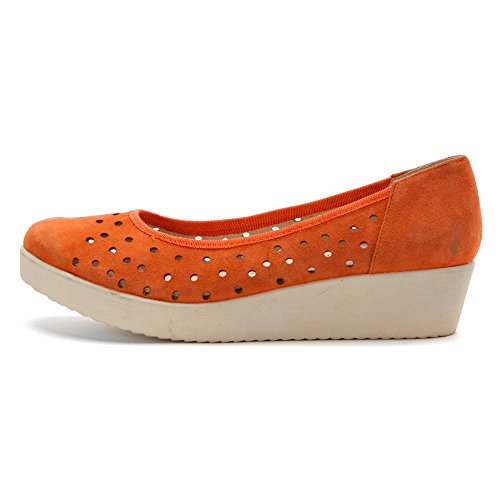 Mocassini Donna Gucci Mocassino Sacha London Mandarina
