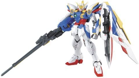 MG 1/100 XXXG-01W Wing Gundam EW version (Gundam W Endless Waltz)