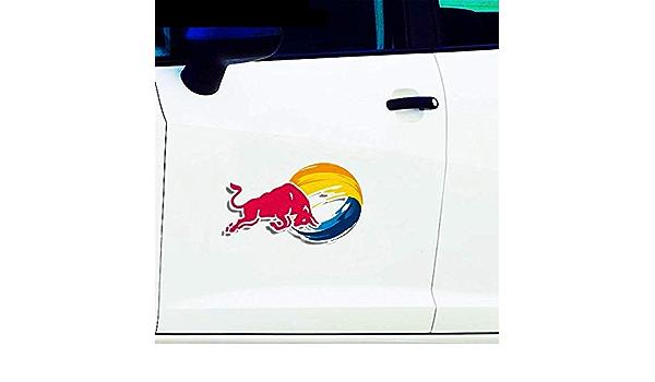 pegatina Coche Red bull logo pegatinas de coche calcomanía ...