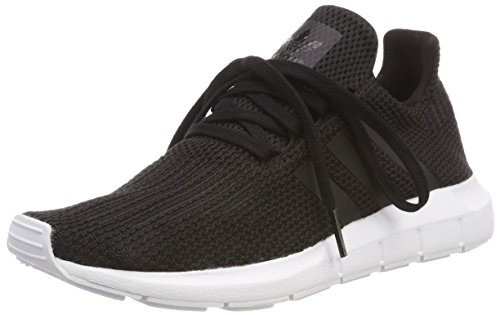 adidas Swift Run, Scarpe da Fitness Uomo Nero (Negb