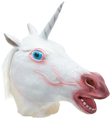 Accoutrements 12283 Magical Unicorn Mask