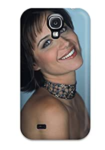 Galaxy S4 Case Bumper Tpu Skin Cover For Catherine Bell 4 Accessories