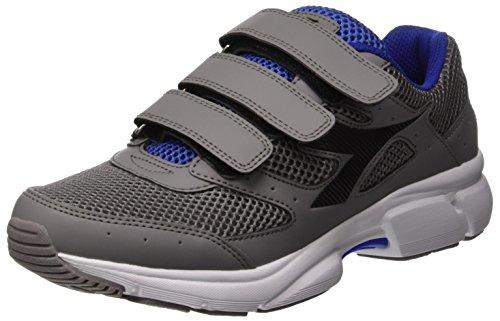 Scarpe Da V Running Antracite Azzurro Uomo Diadora Scuro Grigio 9 Shape grigio xTwq6F