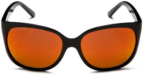 Frame Oakley Femme orange Lens Soleil De Lunette Black Polished zqzw6ZFT