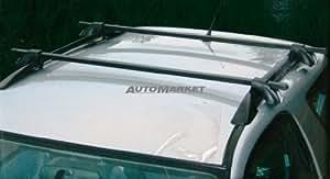 Rieles de Audi 100Avant 5dr Estate con techo 91–95bloqueables Techo barras