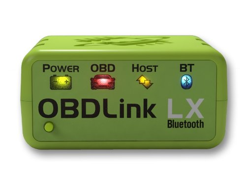 Ford Torque (ScanTool 427201 OBDLink LX Bluetooth: Professional OBD-II Scan Tool for Android & Windows)