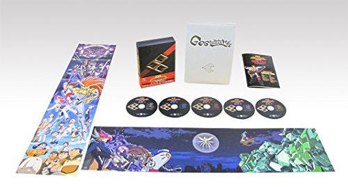 「勇者王ガオガイガー」Blu-ray BOX Division 1