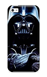 LJF phone case 5236336K72569554 High-quality Durability Case For iphone 4/4s(star Wars)