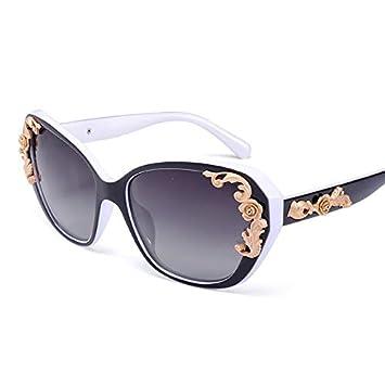 ZMYJX Gafas De Sol Gafas De Sol para Mujer Lentes ...