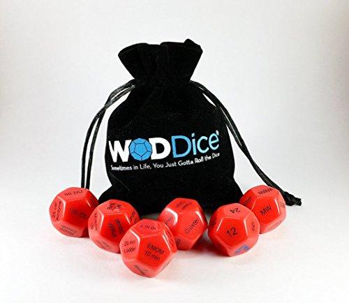 WODDice® Firebreather