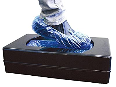 Automatic Shoe Cover Bootie Dispenser System with 30 Refills