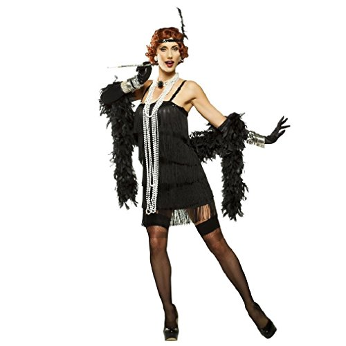 OvedcRay 1920S Roaring 20'S Adult Womens 5Th Avenue Snazzy Flapper Gatsby Costume Dress