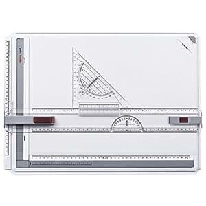 Rotring Sanford 522403 - Pizarra de plástico para dibujo técnico (A3)
