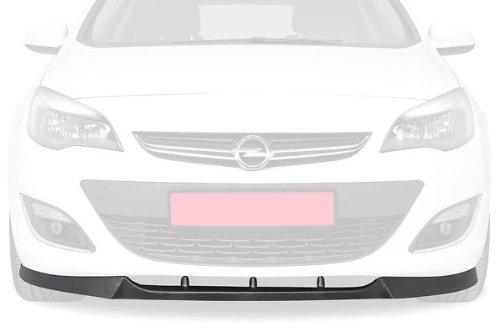 CSR-Automotive Cupspoilerlippe Spoilerschwert mit ABE Schwarz gl/änzend Glossy CSL064-G