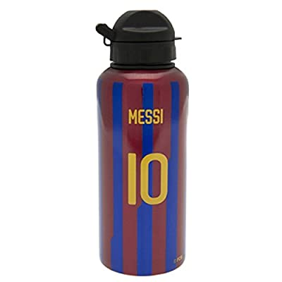 FC Barcelona Aluminium Messi Drink Bottle