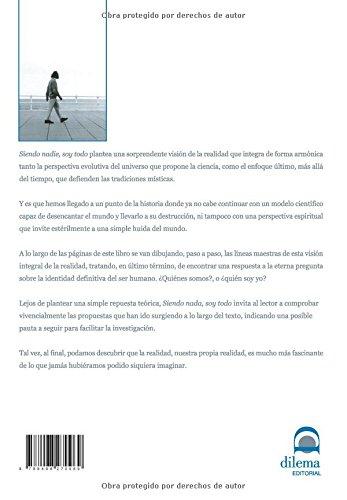 Siendo nada soy todo (Spanish Edition): José Díez Faixat ...