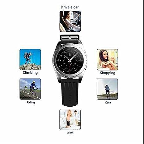 Podómetro Fitness Running reloj inteligente, Smartwach Smartwatch ...