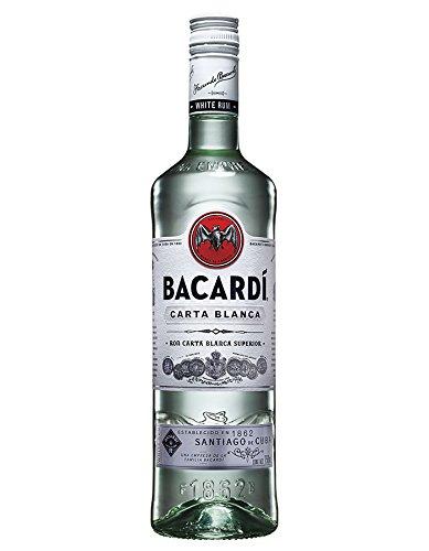 Ron Bacardí carta blanca superior 750 ml