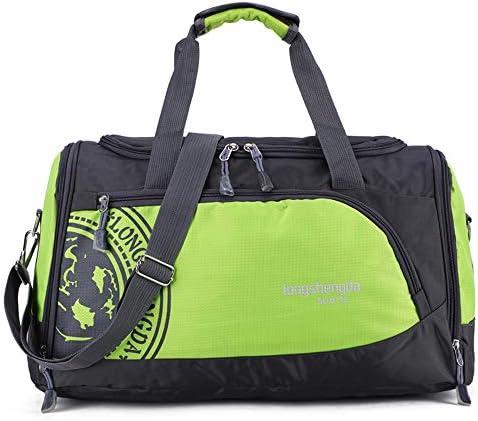 Crossbody Schulter große Kapazität Reisen Mala tragen Duffle Nylon Anzug große Reisetasche Herren Tasche